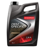Champion OEM Specific 5W30 UHPD EXTRA FE