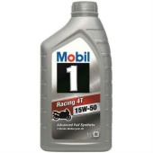 Моторное масло Mobil 1 Racing 4T 15W-50