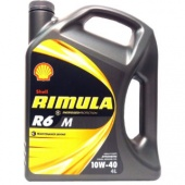 Моторное масло Shell Rimula R6 M SAE 10W-40