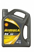 Моторное масло Shell Rimula R6 ME 5W30
