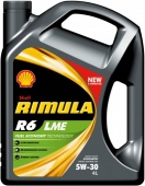 Моторное масло Shell Rimula R6 LME 5W30